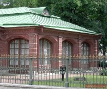 The Cabin of Peter the Great