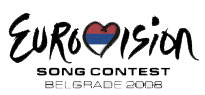 Eurovision Song Contest 2008 Logo