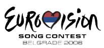 Eurovision Song Contest 2008 Logo