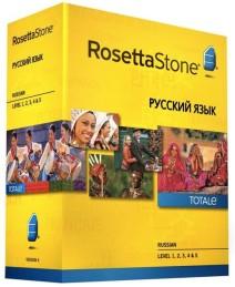 Rosetta Stone TOTALe Russian Box