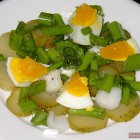Salad with Egg