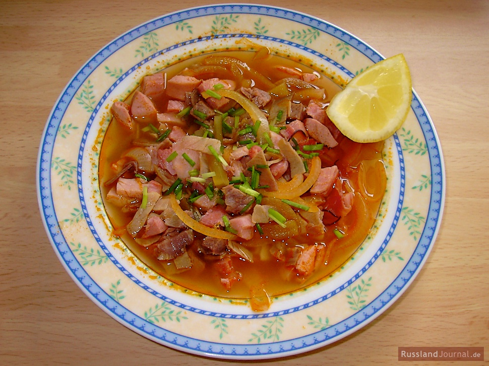 Солянка рецепт приготовления в домашних условиях с пошагово