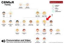 Family in Russian PDF