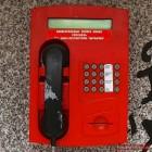 Красный таксофон
