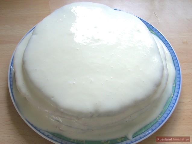 Торт Липун