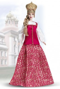 Princess of Imperial Russia Barbie Puppe