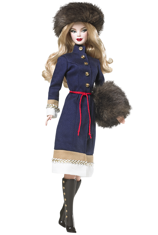 Russische Barbie