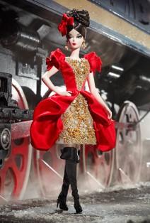Darya Barbie Puppe aus der Russland Serie 2011