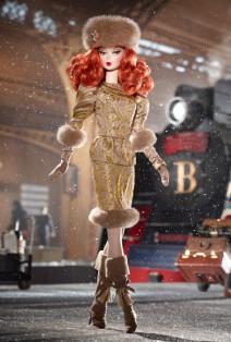 Ekaterina Barbie Puppe aus der Russland Serie 2011