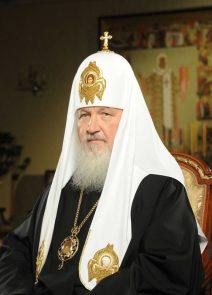 Patriarch von Moskau und ganz Russland Kirill I.