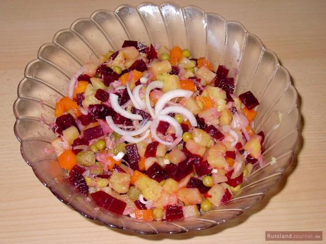 Salat Vinaigrette