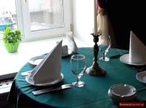 Sibirische Pelmeni im stilvollen Ambiente