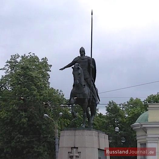 Alexander Newski Denkmal