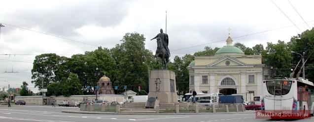 Alexander-Newski-Platz