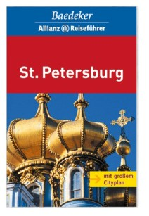 Baedeker Allianz Reiseführer St. Petersburg