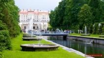 Blick auf den Großen Palast vom Meereskanal