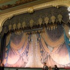 Bühne des Mariinski Theater
