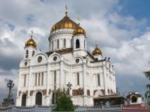 Christ-Erlöser-Kathedrale in Moskau