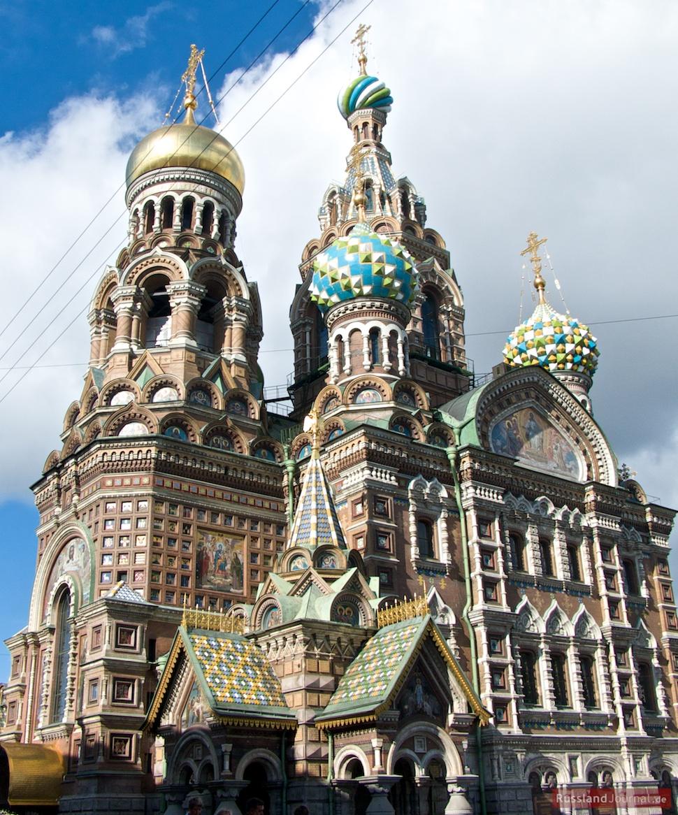 Kirchen In St Petersburg