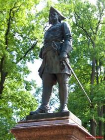 Peter der Große Statue