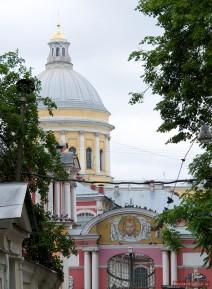 Die Dreifaltigkeits-Kathedrale