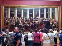 Festsitzung des Staatsrates
