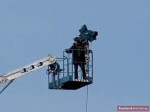 Kameramann dreht einen Film
