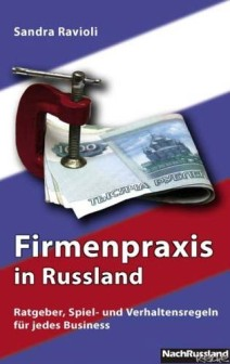 Firmenpraxis in Russland Buchcover