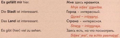 Russisch lernen mit The Grooves – Groovy Basics - Ausschnitt 02