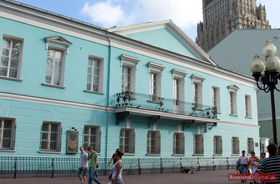 Haus von Alexander Puschkin