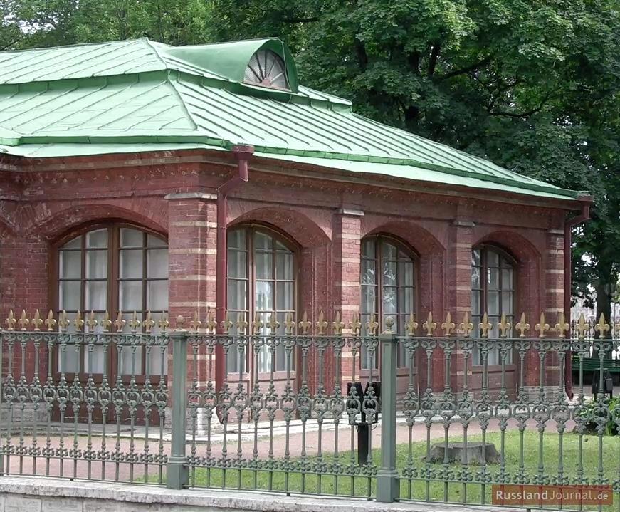 Haus von peter i for Russisches haus