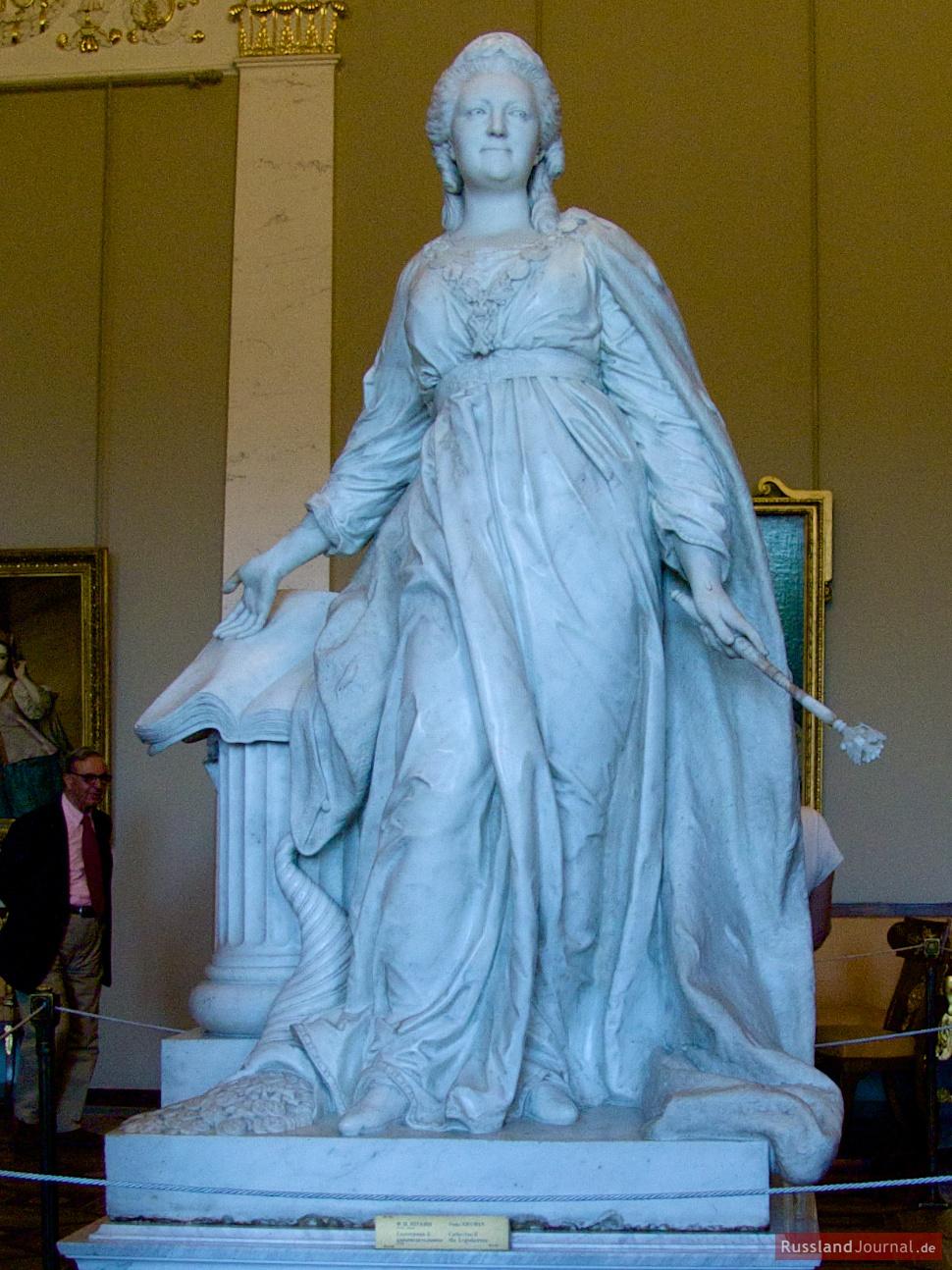 Katharina II. - die Gesetzgeberin