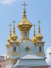 Palastkirche Kuppeln
