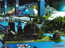 Nordwesten von Russland und die Holzkirchen von Kischi