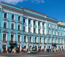 Kleine Saal der St. Petersburger Philharmonie