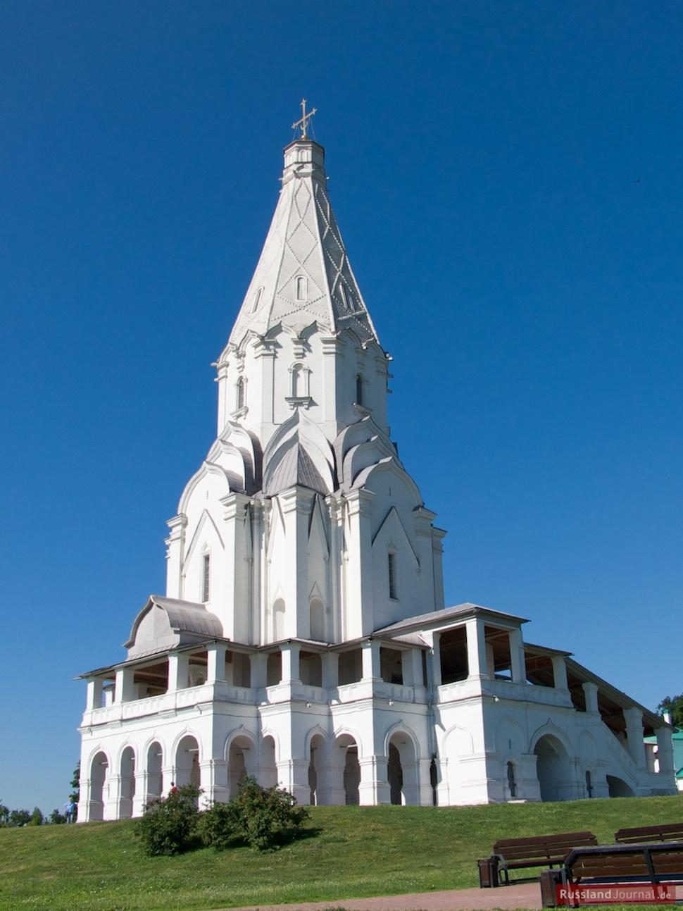 Christi-Himmelfahrts-Kirche in Kolomenskoje, Moskau