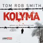 Kolyma Hörbuch Cover