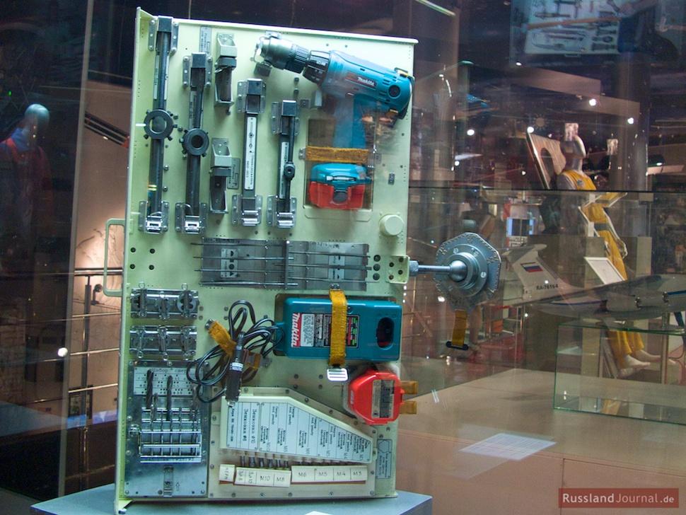 Werkzeugkasten der Kosmonauten