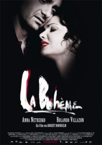La Bohème, Filmplakat
