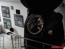 Lande-Modul des Sojus-Raumschiffs