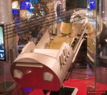 Schleudersitz von Juri Gagarin