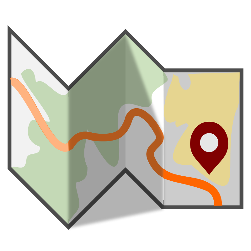 Karte von Russland – RusslandJournal.de