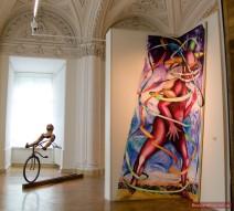 Moderne Kunst im Ludwig Museum im Russischen Museum