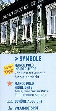 Marco Polo Insider Tipps