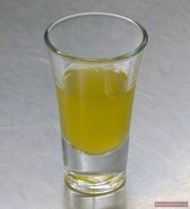 Meerrettich Schnaps auf Wodka-Basis