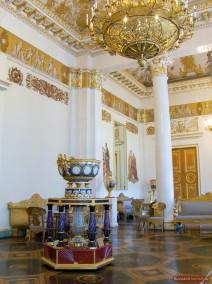 Der Weiße Saal des Michailowski-Palastes