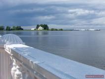 Schiffsanlegestelle von Peterhof