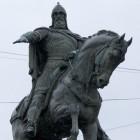 Denkmal für den Fürsten Juri Dolgoruki in Moskau