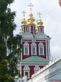Kirche im Neujungfrauenkloster