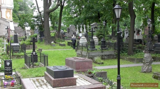 Nikolski Friedhof